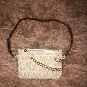 Micheal Kors fanny pack purse